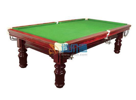 美式台球桌图片