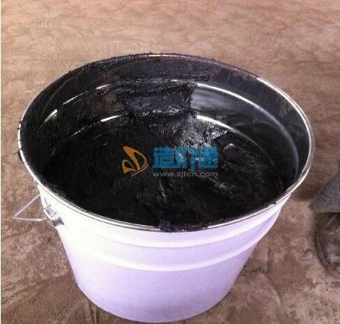 沥青胶泥抗油渗胶泥图片