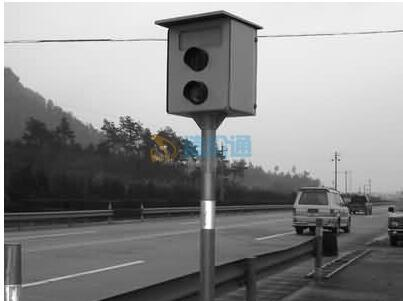 风火轮低速雷达测速仪图片