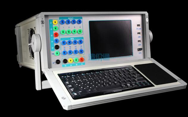 单相继电保护试验装置图片