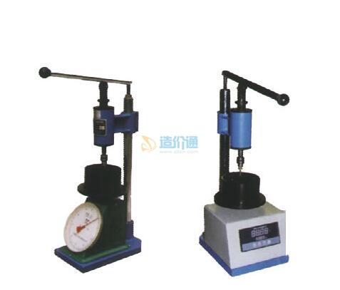 净浆标准稠度及凝结时间测定仪图片