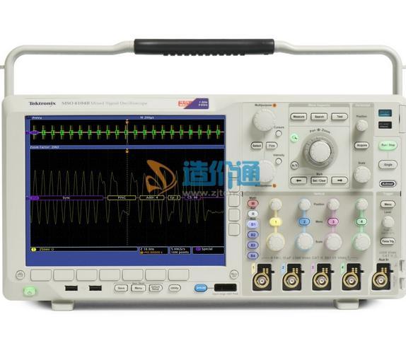混合信号示波器图片