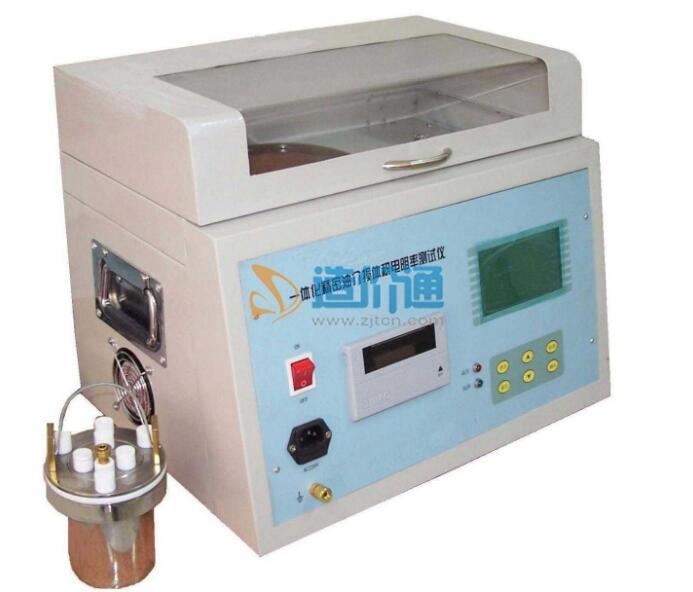 绝缘油介电强度自动测试仪图片