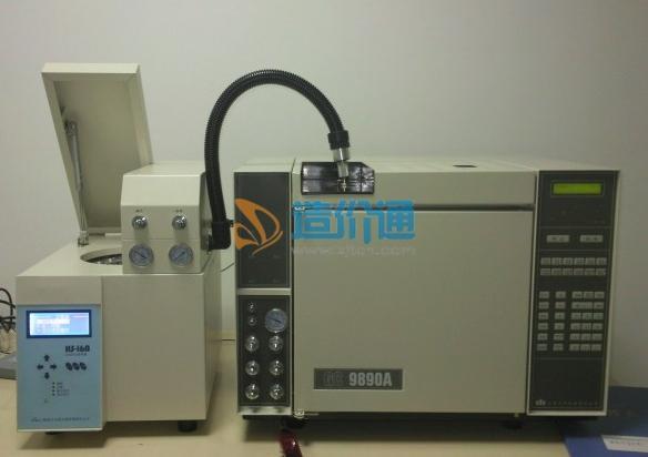 离子色谱仪图片