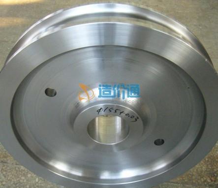 双梁起重机配件-主动车轮组图片
