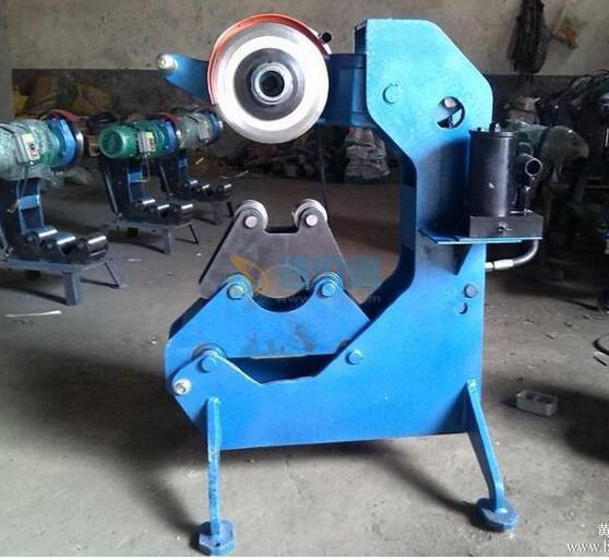便携式锅炉排管割管机图片