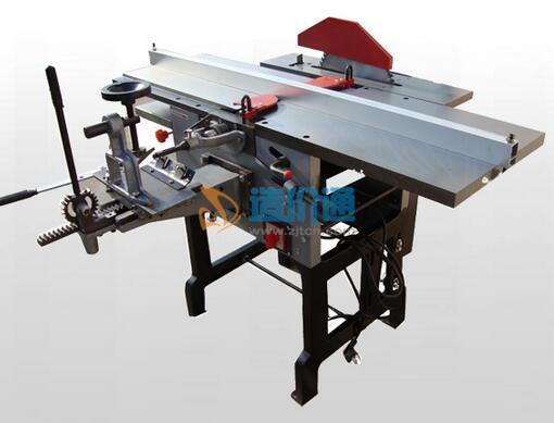 木工裁口机图片