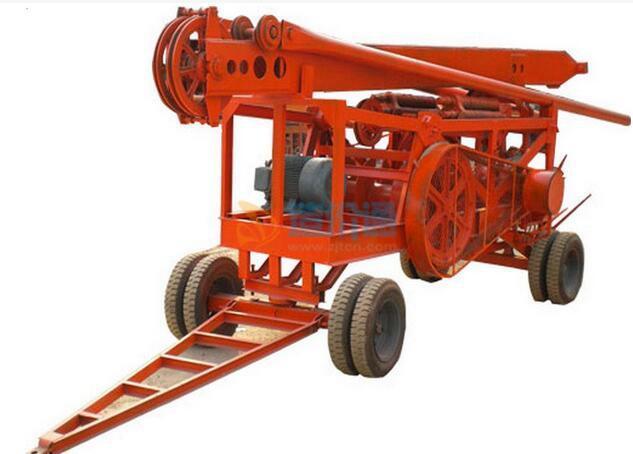 SMW三轴钻机图片