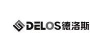 广东德洛斯照明工业有限公司logo